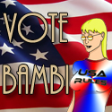 Bambi Ballass for President 2012